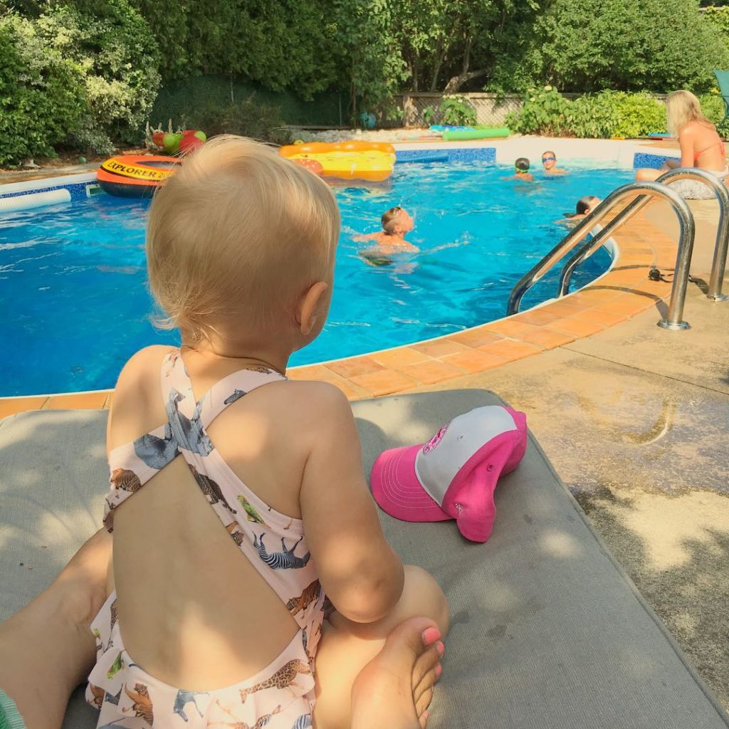 Its the perfect pool day! freedomfridays familyiseverything freedomfamily blessed lovehellip