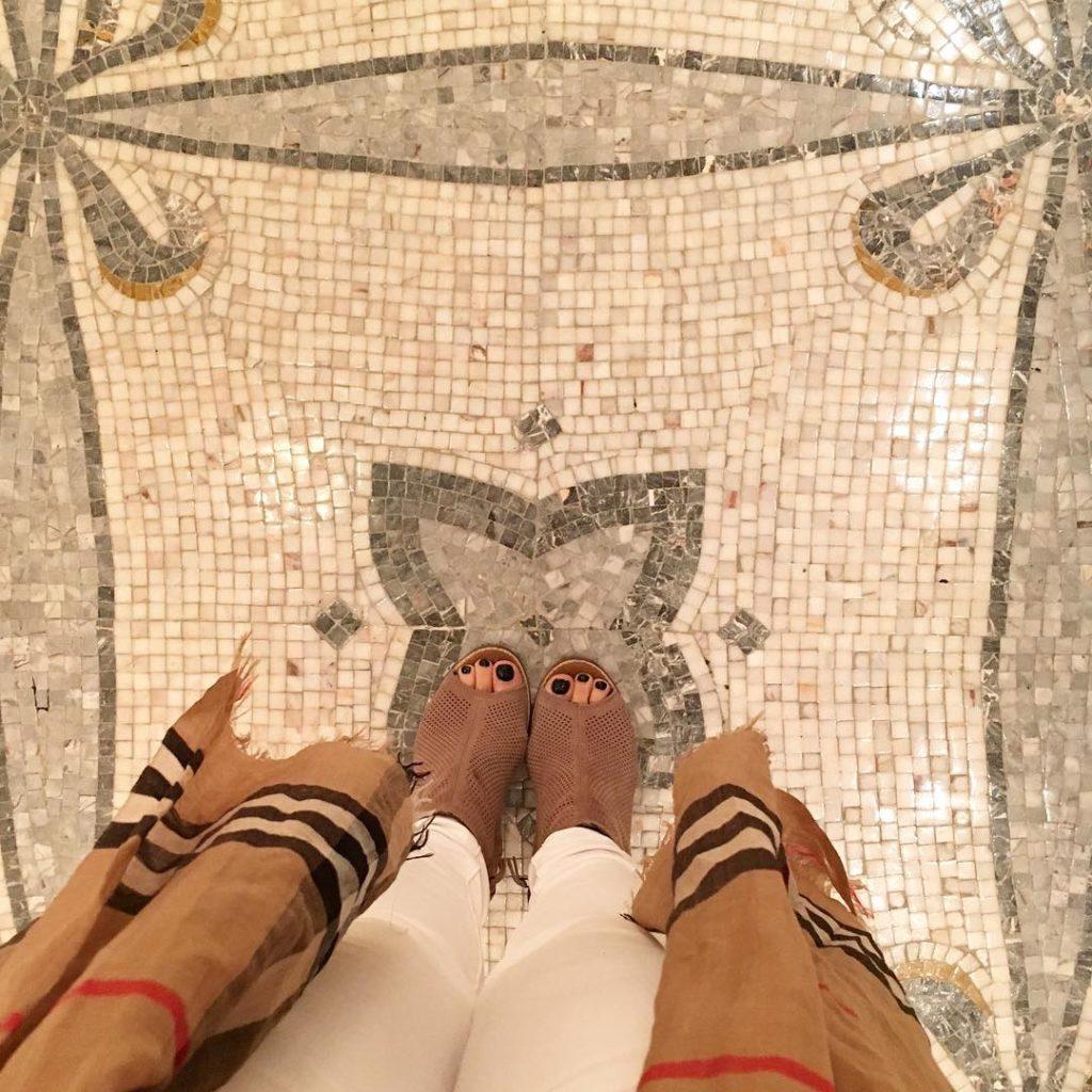 These floors